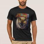 Camiseta del gato siamés