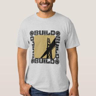 Camiseta del genio civil poleras