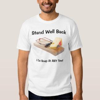 Camiseta del genio corto playeras