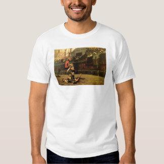 Camiseta del gladiador remera