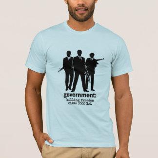 Camiseta del gobierno