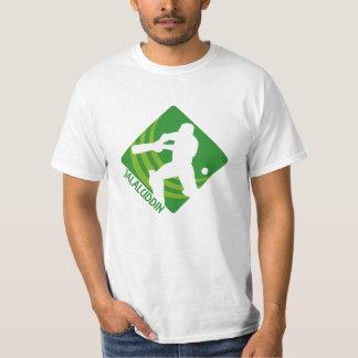 Camiseta del grillo de Jalaluddin Poleras