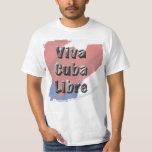 Camiseta del Grunge 4 de Viva Cuba Libre Playeras