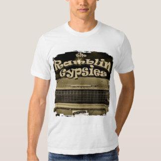Camiseta del Grunge 4 Polera