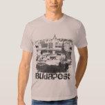 Camiseta del Grunge de Budapest Poleras