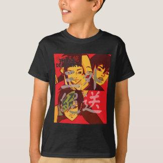 Camiseta del grupo de tres Delivery™