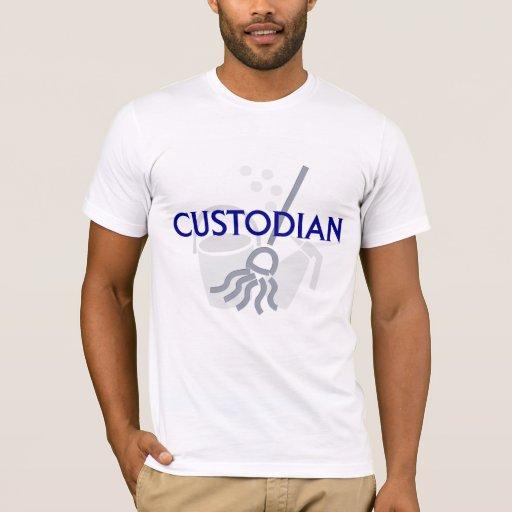 Camiseta del guardián