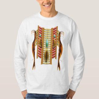 Camiseta del guerrero (pájaro salvaje de T)