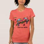 Camiseta del hábitat de Toucan