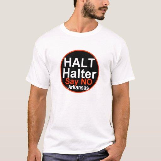 Camiseta del HALTER de Bill del ALTO