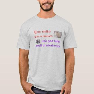 Camiseta del hámster