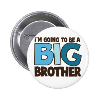 camiseta del hermano mayor pin redondo 5 cm