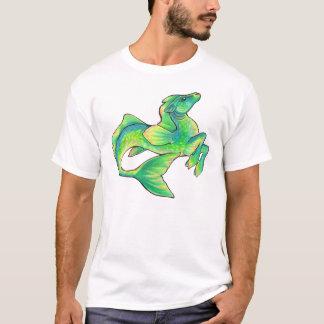 Camiseta del hipocampo