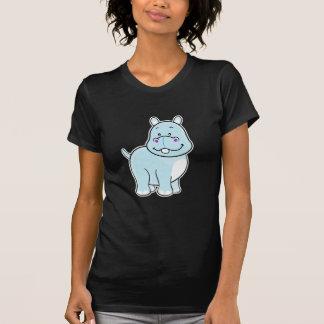 Camiseta del hipopótamo remeras