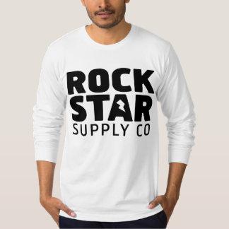 Camiseta del hombre del Co. de la fuente de la Remeras