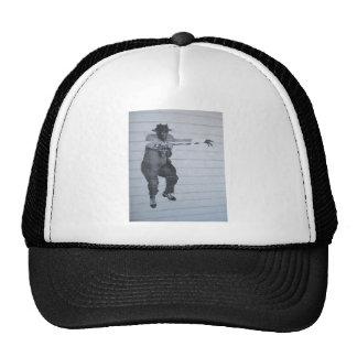 Camiseta del hombre del jazz gorras