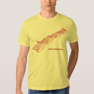 Camiseta del hombre del tanque polera
