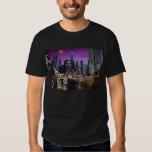Camiseta del horizonte de Chicago Poleras