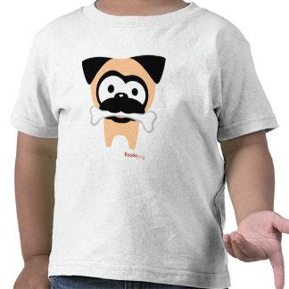 Camiseta del hueso de Tugg