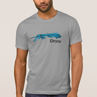 camiseta del iDrone Poleras