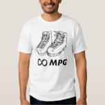 Camiseta del infinito MPG de las botas Remeras