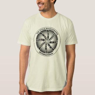 Camiseta del International de Baguazhang del Remera