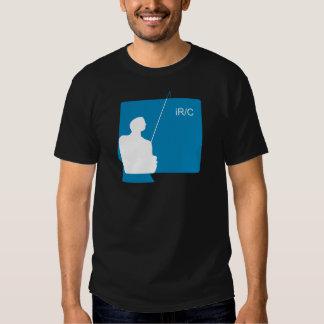 camiseta del IRC Camisas