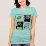 Camiseta del jersey de Bella de las mujeres de los