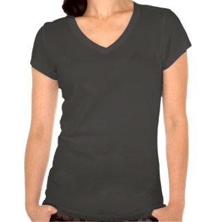 Camiseta del jersey de Bella de las mujeres de