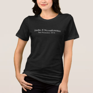Camiseta del jersey de Bella de las mujeres de UnC