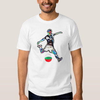Camiseta del jersey de fútbol del fútbol de