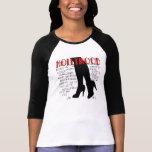 Camiseta del jersey de las mujeres clásicas de Hol Playera