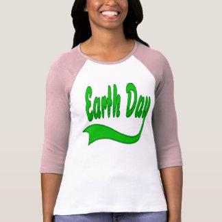 Camiseta del jersey del Día de la Tierra