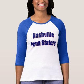 Camiseta del Jersey-Estilo de las señoras