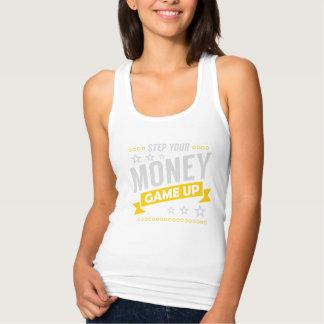Camiseta del juego del dinero