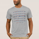 Camiseta del juez del Tribunal Supremo de