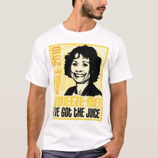 Camiseta del jugo