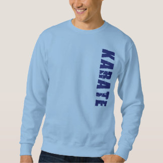 Camiseta del karate