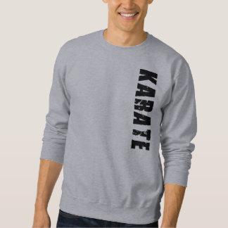 Camiseta del karate sudaderas encapuchadas