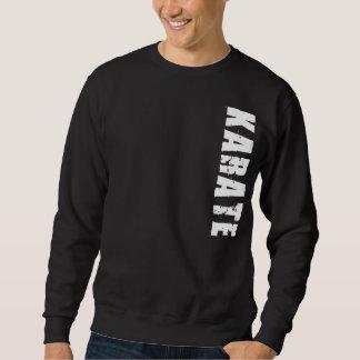 Camiseta del karate suéter