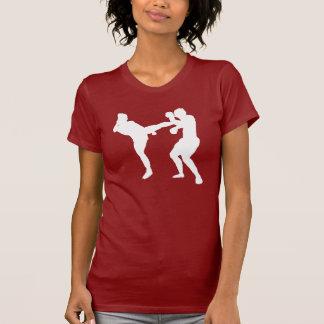 camiseta del kickboxer camisas