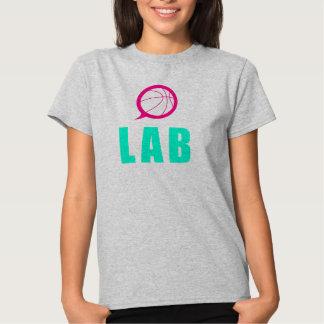"""Camiseta del """"LABORATORIO"""" del italklab de las Remera"""