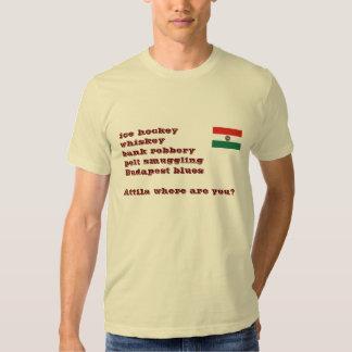 Camiseta del ladrón del whisky playeras