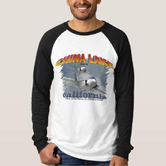 Camiseta del lago NAWS California china Playera