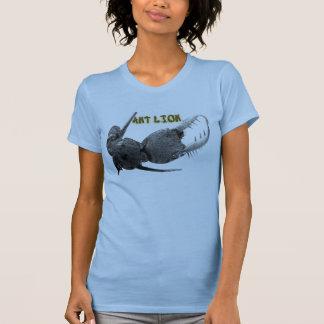 Camiseta del león de hormiga