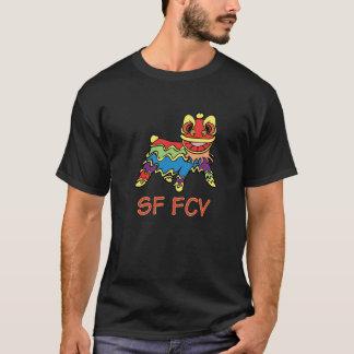 Camiseta del león de los hombres