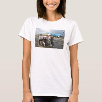 Camiseta del loco de Ocho (mujeres)