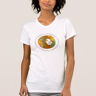 Camiseta del logotipo de la cucharada de Afrobella Playeras