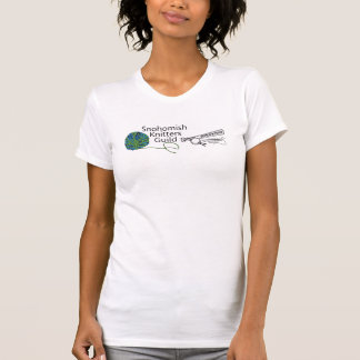 Camiseta del logotipo de la echada de n de la punt