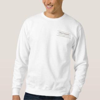 Camiseta del logotipo de la firma suéter
